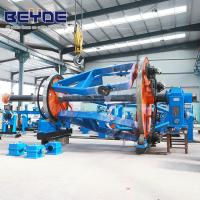 Buy cheap Aerial Bundled Cable Wire Laying Up Machine Capstan Gear Speed 27 Stage product