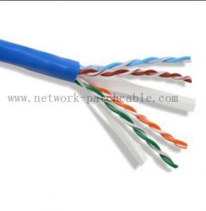 Buy cheap 10M/100/1000 cabo 23AWG da rede da categoria de UTP do cabo Cat6 6 product
