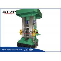 Buy cheap Full Automatic Continuous 6hi Reversible Cold Rolling Mill Machine High Speed from wholesalers
