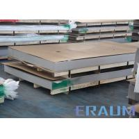 Buy cheap ASTM B575 Alloy C276 / UNS N10276 Nickel Alloy Plate Cold Rolled product