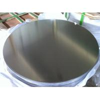 0.5 mm to 5 mm Mill Finished non stick  Aluminium Disc of 1050  1100  3003 O - H112 Temper for sale