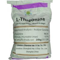 Light Brown Amino Acid Powder Odorless L-Threonine Assay 98.5% SAA-THRL985