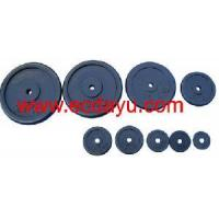 China Dumbbell / Black Cast Iron Weight Plate (DY-WP-011) on sale