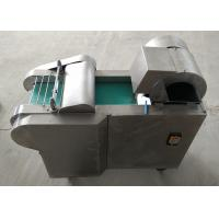 Buy cheap Commercial Vegetable Dicer Machine Low Energy Consumption Eco - Friendly product