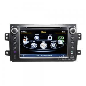 Buy cheap Autoradio For Suzuki SX4 GPS Navigation Sat Nav DVD CD Player C124 product