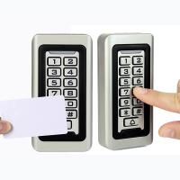 Buy cheap Waterproof RFID Security Access Access Control System With Tamper Alarm product