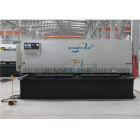 Buy cheap Stable Performance Hydraulic Swing Beam Shearing Machine Safe Reliable Operation product
