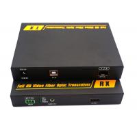 China Broadcasting HDMI SDI Fiber Converter Fiber Optic Media Converter For CCTV on sale