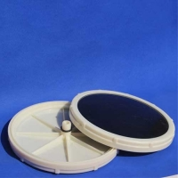 Buy cheap 200/270/340mm Membrane Epdm Or Silicon Air Diffuser For Water Treatment product
