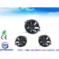 Quality Super Mini Round IP57 DC Axial Fans / Laptop Cooling Fans High Speed for sale