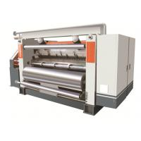 Buy cheap Full Automatic Corrugated Cardboard Box Making Machine single facer machine product