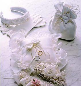 Accessoires nuptiales/mariage