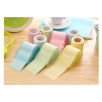 Buy cheap Wholesale factory Mixed colors paper roller sticky note tape dispenser product
