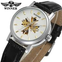 Buy cheap Hand Wind Precision Time Mens Automatic Watch 40mm Case For Gentleman With white from wholesalers