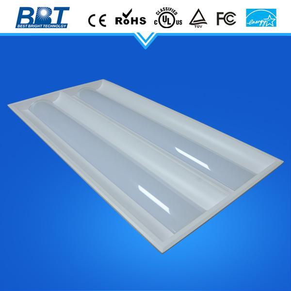 led lighting 2x4 drop ceiling troffer ul rohs 2x4 led