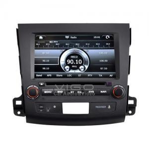 Buy cheap Car Multimedia Stereo Headunit Autoradio, Mitsubishi Sat Nav DVD, Outlander / Peugeot 4007(2007-2012), Citroen C-Crosser product