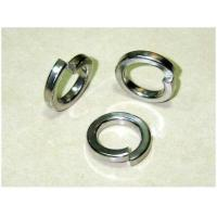 Buy cheap Din 127 B Carbon Steel Spring Washer M12 Size Hot Galvanizing White Color product