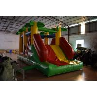 Buy cheap Classic Inflatable Obstacle Courses Forest Animals Palm Trees Lead - Free from wholesalers