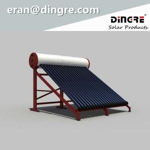 Prix solaire de chauffe-eau nous sommes le fournisseur J2 de la Chine de capteur solaire