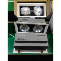 Buy cheap 2x15w led down light, double trimless square led downlight 2x20w led flood light from wholesalers