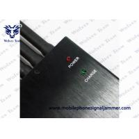 High Power GPS Jammer Wall Plug Power Source 5 Band Working Separately / Simultaneously