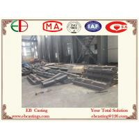 Buy cheap AS2074 L2B(Modified)Pearlitical Cr-Mo Alloy Steel SAG Mill Liners EB7003 product