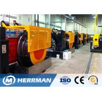 High Strength Copper Alloy Trolley Drawing Wire Machine For Copper Magnesium for sale