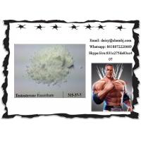 Buy cheap White Anabolic Steroid Powder Testosterone Enanthate For Bodybuilding Cas 315-37-7 product