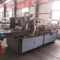 Buy cheap ZL900X500 Automatic Corrugated Partition Assembler Machine Easy To Operate product