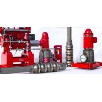Buy cheap NM Fire UL listed 3000GPM Vertical Turbine Pump with Eaton Control Panel from wholesalers