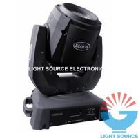 Buy cheap 2R 120W Dj Moving Head Lights , Moving Head Disco Lights For Moving Stage Dj Bar LCD Panel product