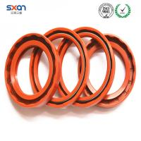 China high temperature Silicone oil seals Rubber TC Silicone Double Lip Oil Seal national oil seal sizes on sale