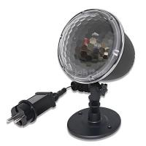 Buy cheap Outdoor Garden Light Halloween Mini LED Snow Crystal Magic Gobo Projector product