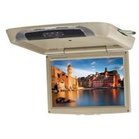 China 17 Inch Car Roof Mount Monitor With DVD Player on sale