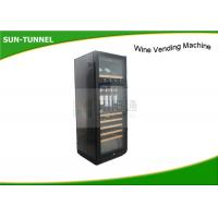 Buy cheap Intelligent Wine Dispenser Wine Vending Machine LCD Touch Panel Attached product