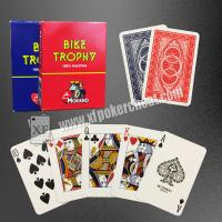 Buy cheap Water Proof Gambling Props Italy Original Plastic Modiano playing Cards product