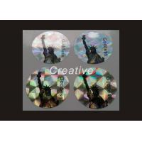 Buy cheap Dot Matrix 3D Hologram Sticker , Security HolographicSecurity Labels product