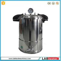 China Ce & Iso Accelerated Aging Chamber Lab Test Machines High Pressure 75 Liter Steam Autoclave Sterilizer wholesale