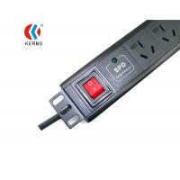 Buy cheap Customized High Performance Outlet And Usb Surge Protector For Power Supply System product