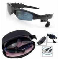 Buy cheap Écouteur de lecteur MP3 de Bluetooth MP3 Sunglass et de casque de Bluetooth product