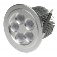 15W 618lm Lumen 95mm Diameter LED Ceiling Spotlights With 25 / 45 / 60°Beam Angle