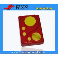 Buy cheap Eco-friendly Plastic ABS Baby Musical Sound Book product