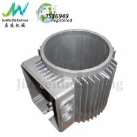 Buy cheap Metal Alloy Aluminum Die Casting Motor Body with Hassel Free Installation product