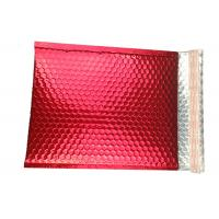 Buy cheap Moisture Proof Colorful Metallic Glamour Bubble Mailers Shipping  Mailing Bags product