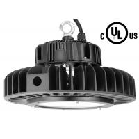 Buy cheap cUL 150W 200W UFO LED Industrial Highbay light for Factory Warehouse Lighting from wholesalers