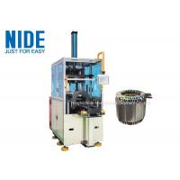 Buy cheap Auto Flip Structure Coil Forming Machine Automatic For Generator And Pump Motor product