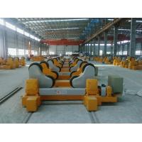 Buy cheap 100ton Conventional Pipe Welding Rotator , Pipe Rotators for Welding product