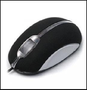 Rato ótico básico prendido DPI confortável do branco 800 do PC do punho com preço competitivo