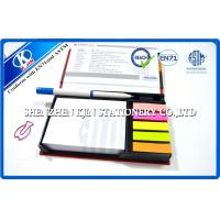 Buy cheap Office Hardback Rectangle personalized sticky notes With Bank For Gift product
