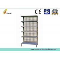Buy cheap Standalone Stainless Steel Metal Medical Cabinet Single Side Storeroom Medicine Shelf (ALS-CA018) product